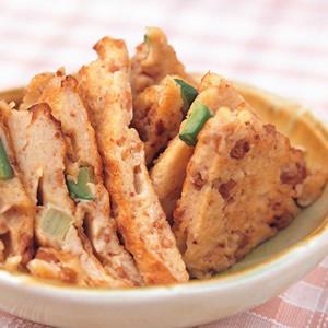 辣肉醬攤餅