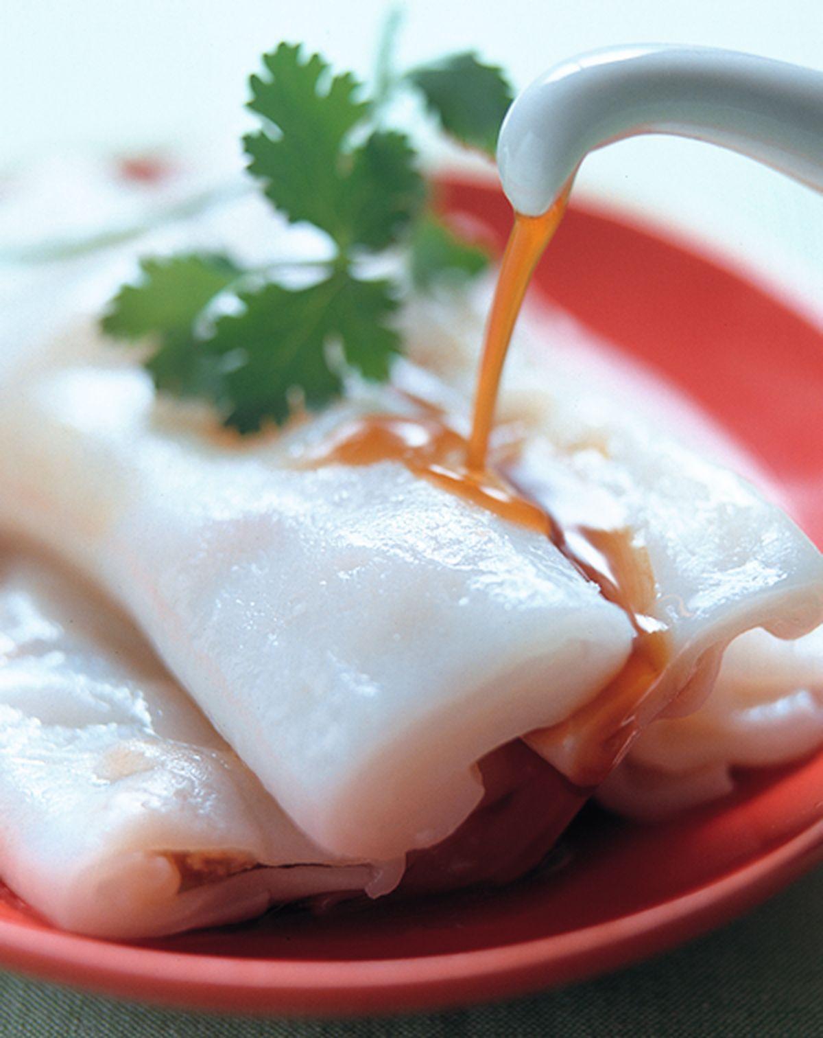 食譜:蝦仁滑腸粉