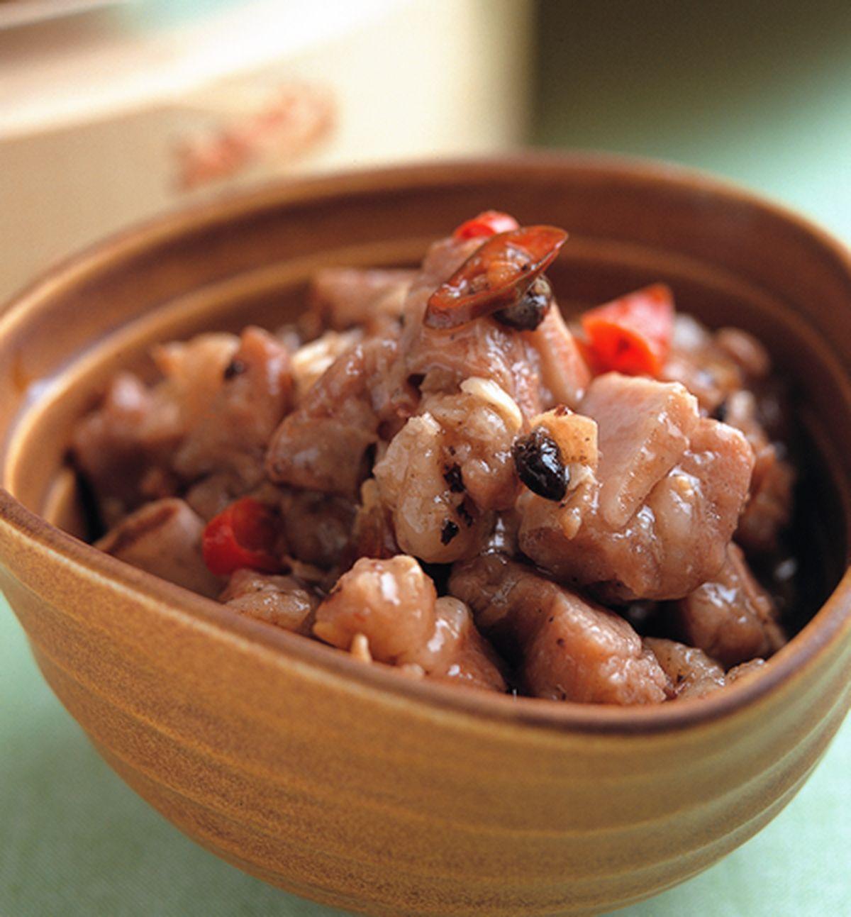 食譜:豆豉排骨(2)