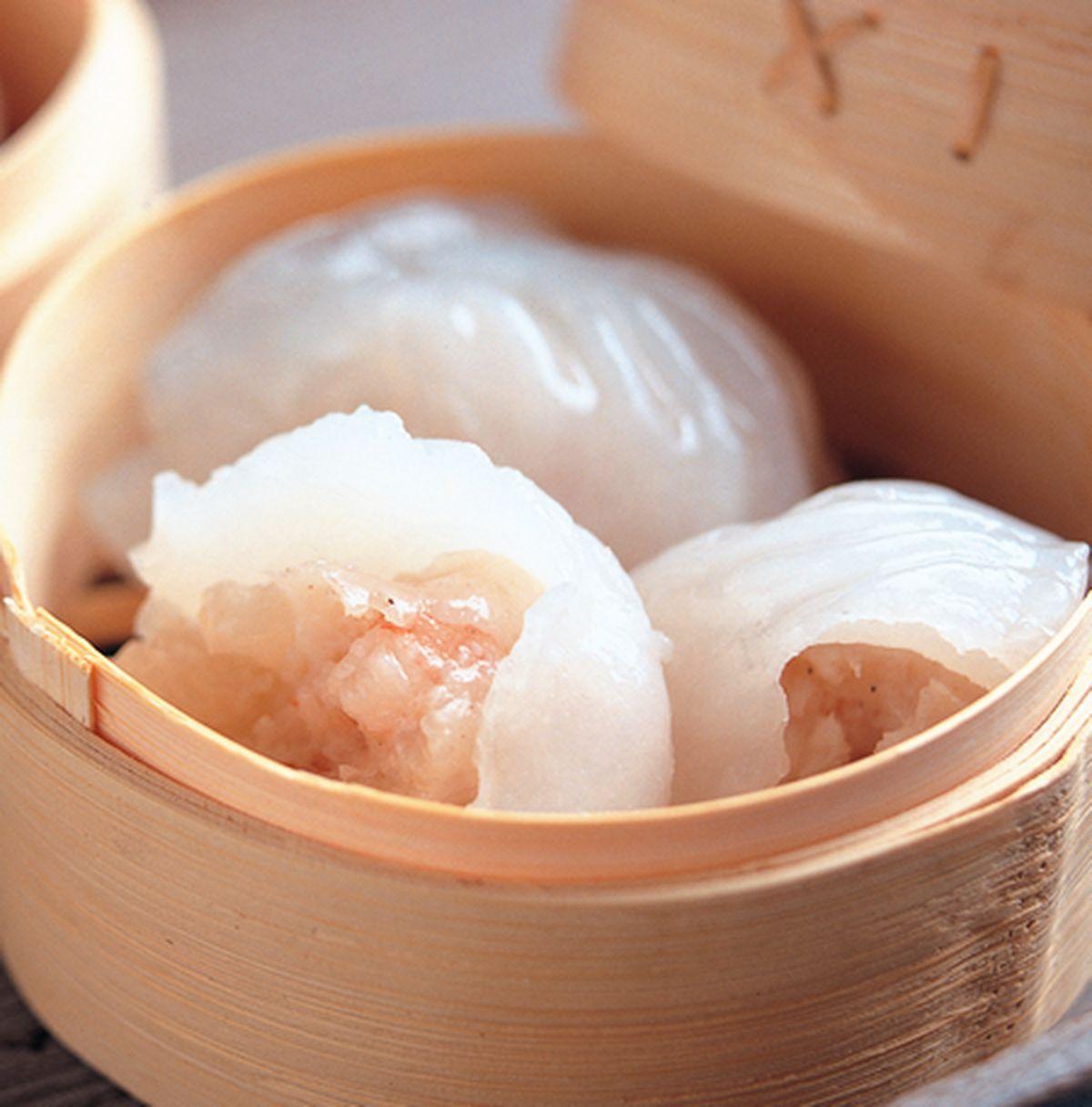 食譜:鮮蝦餃