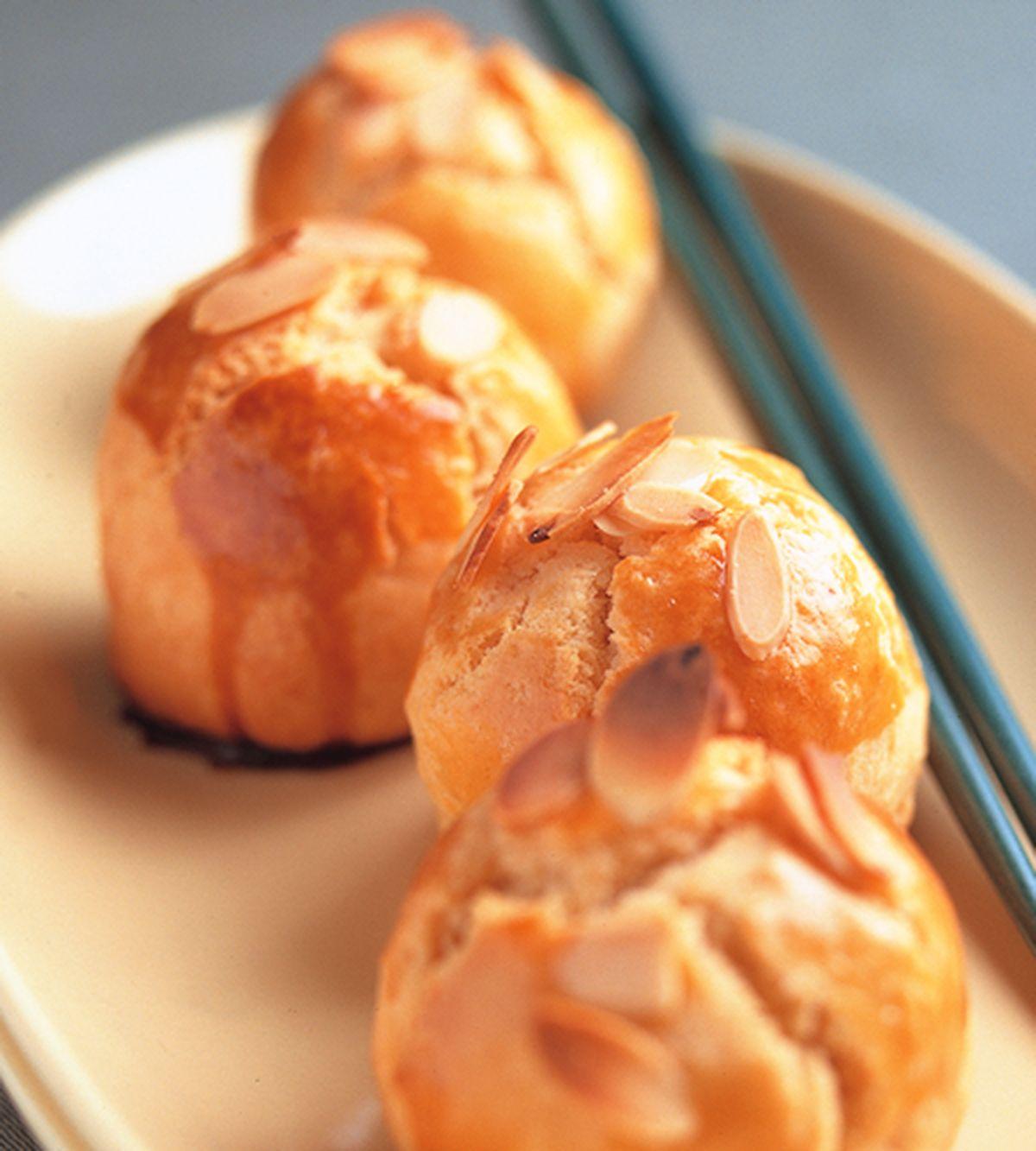 食譜:蛋黃甘露酥