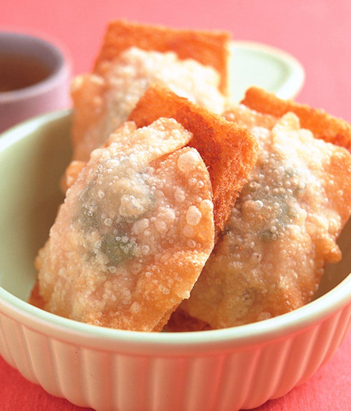 食譜:鴻圖蝦多士