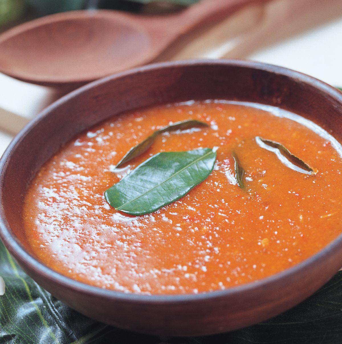 食譜:紅咖哩醬