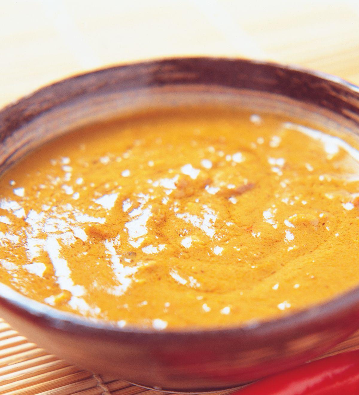 食譜:沙爹咖哩醬