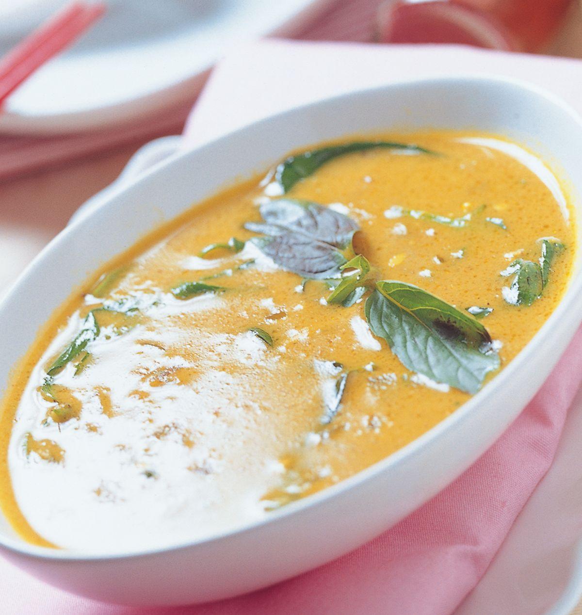 食譜:綠咖哩醬