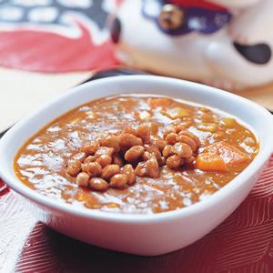 納豆咖哩醬