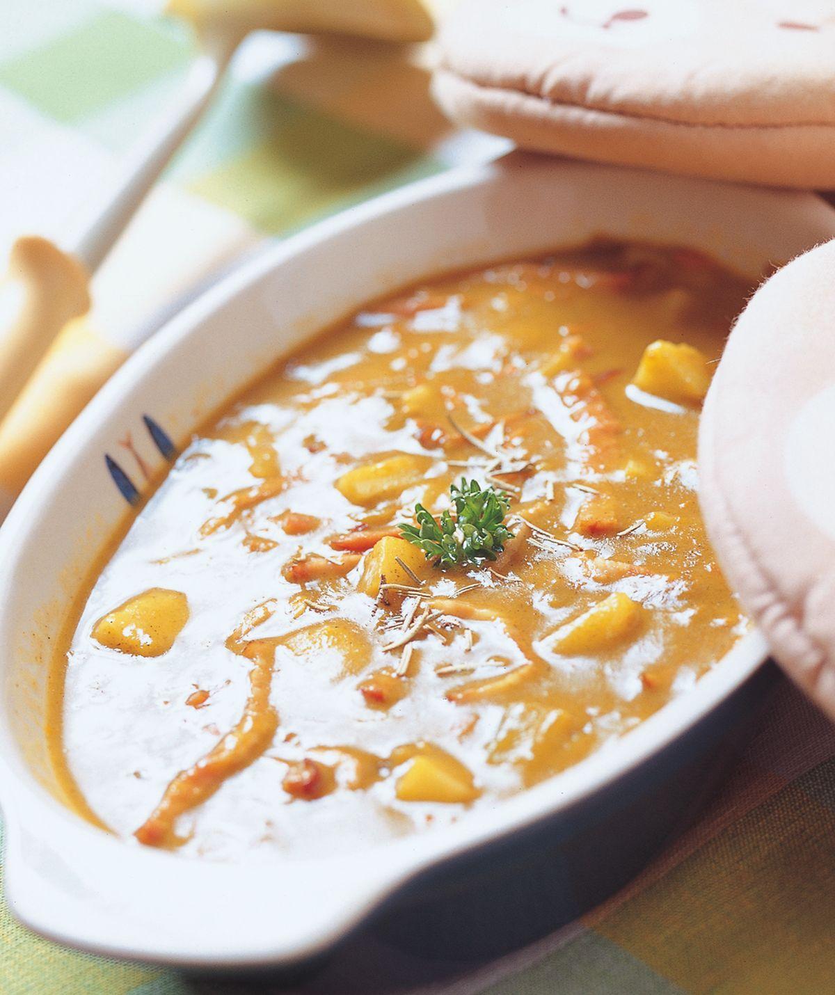食譜:洋芋咖哩醬