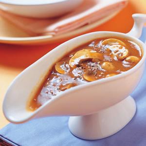 蘑菇咖哩醬