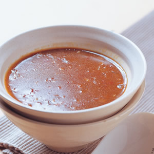 麵醬咖哩汁