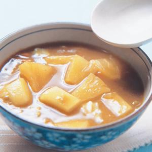 鳳梨咖哩醬