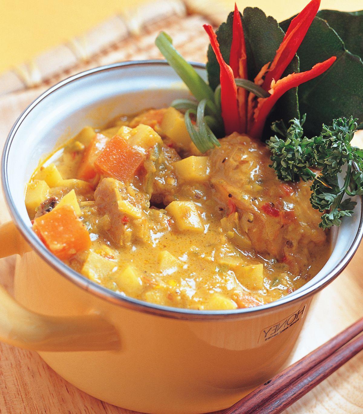 食譜:咖哩雞