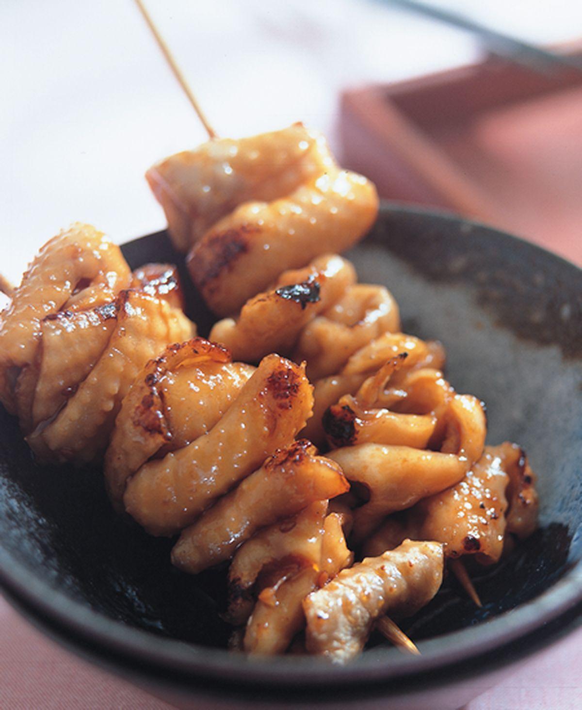 食譜:日式照燒雞皮飯