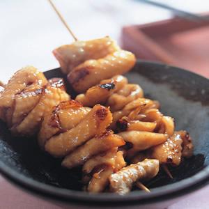 日式照燒雞皮飯