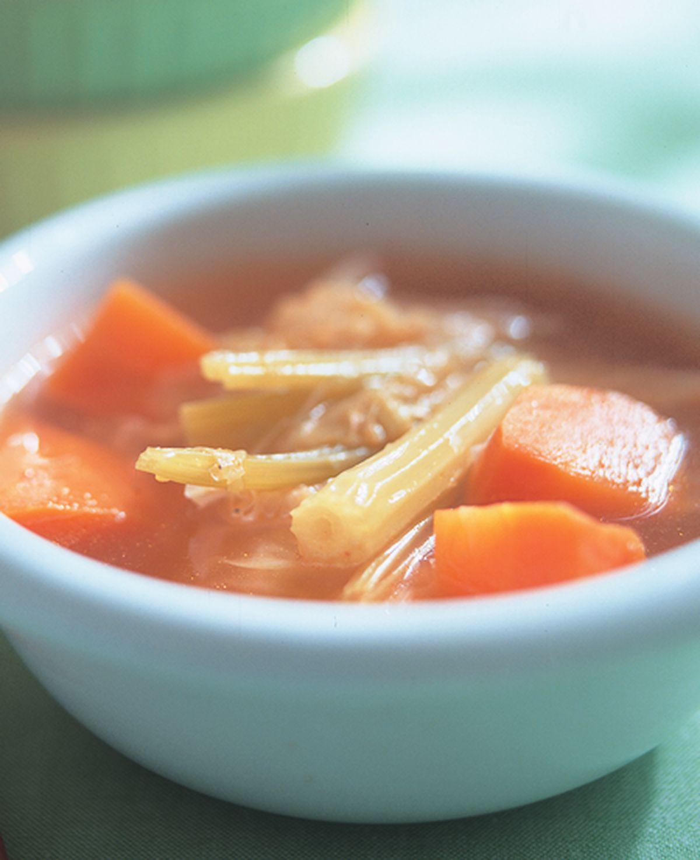食譜:蕃茄蔬菜湯