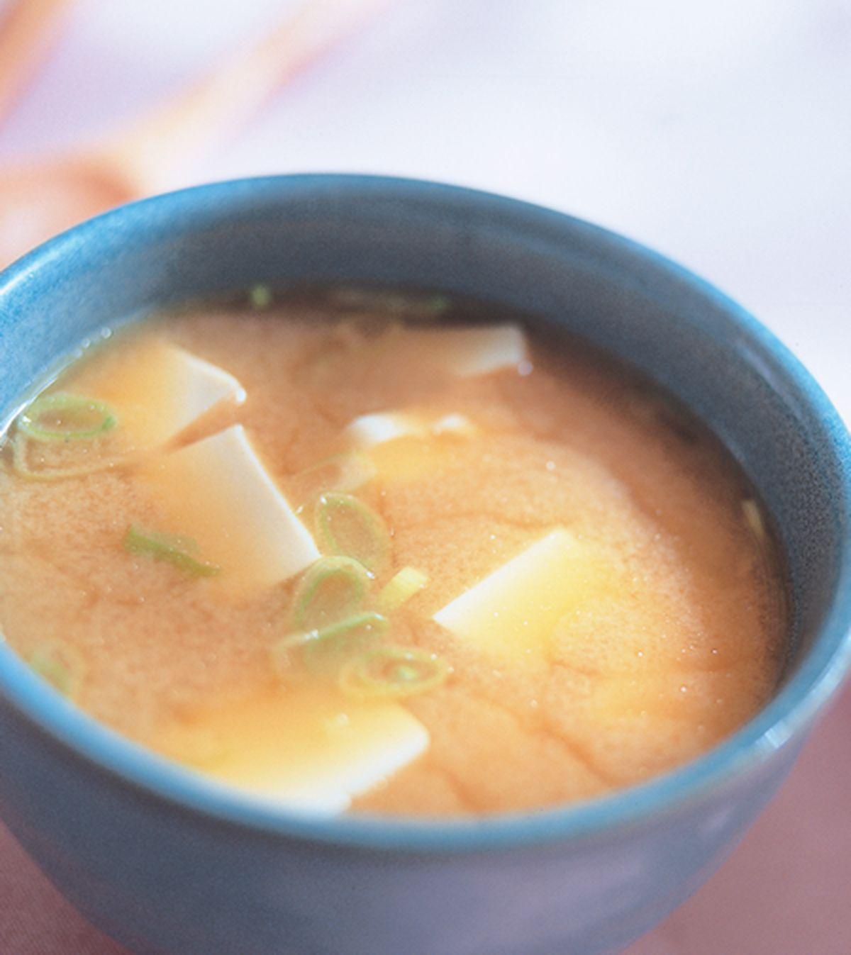 食譜:味噌湯(1)