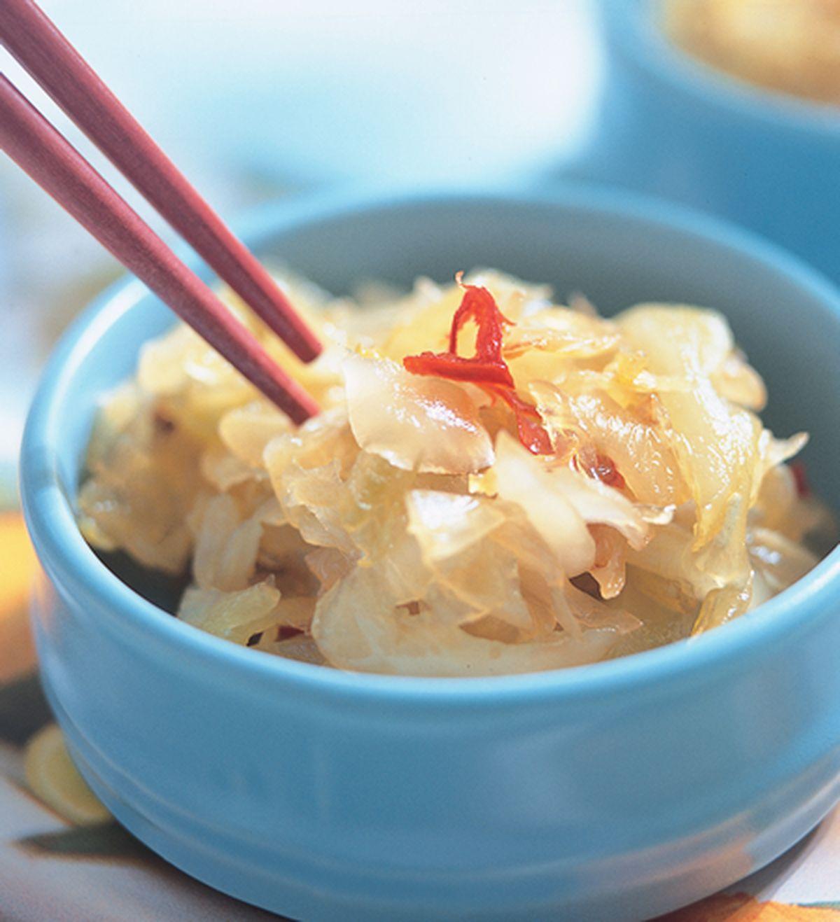 食譜:炒酸菜心