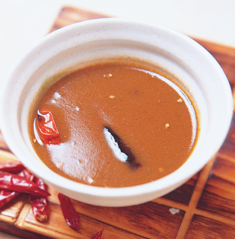 食譜:麻椒牛肉湯頭
