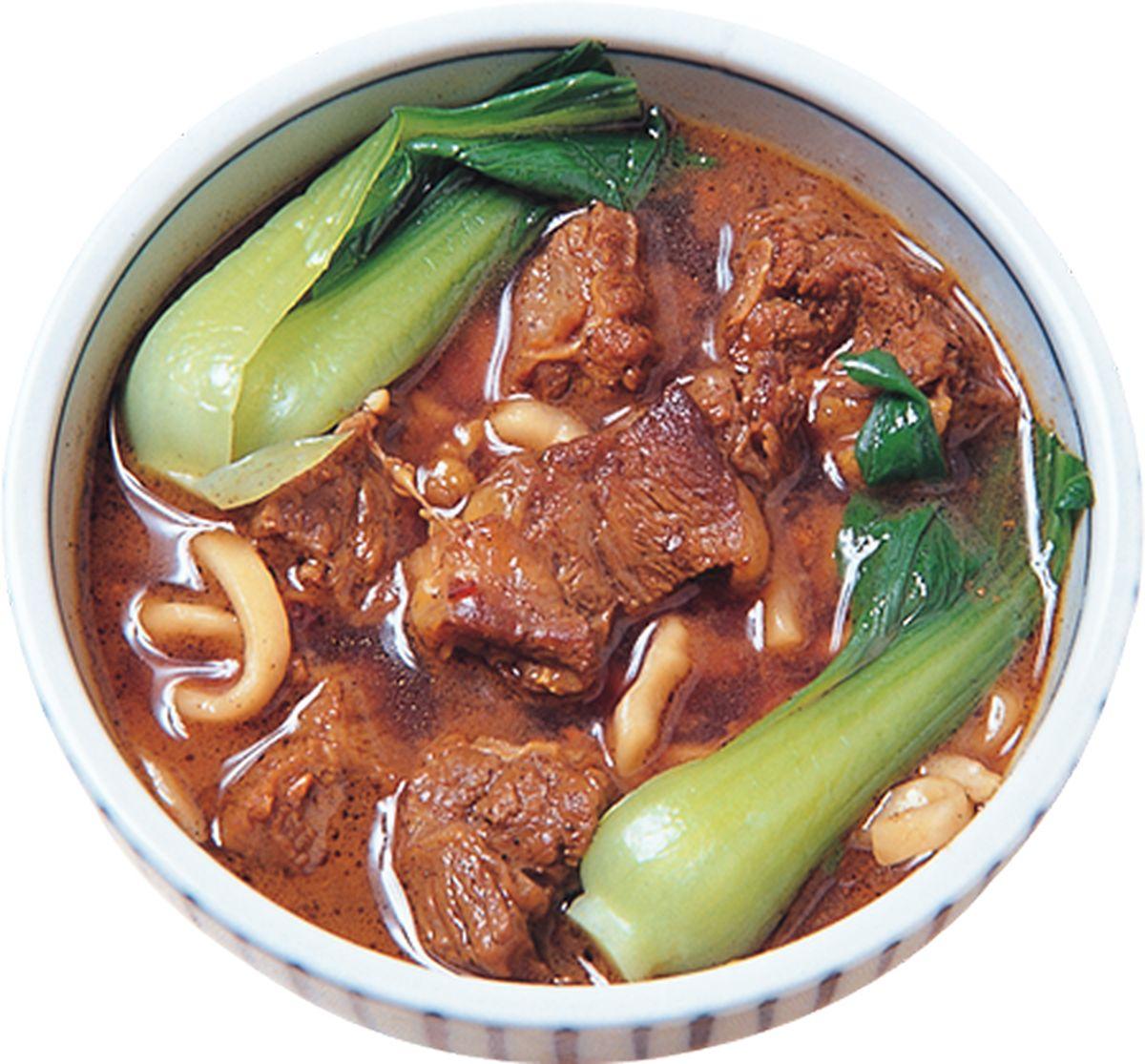 食譜:紅燒牛肉麵(1)