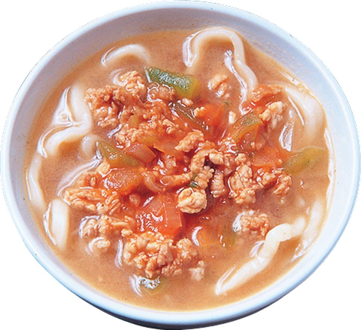食譜:蕃茄肉醬湯麵