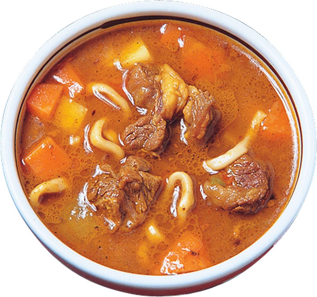 食譜:咖哩牛肉湯麵