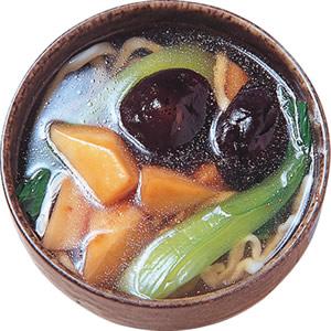 油燜冬筍湯麵