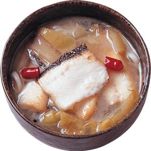 酸菜魚片湯麵
