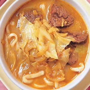 沙嗲牛肉麵