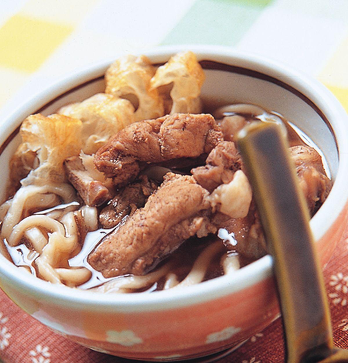 食譜:肉骨茶麵(1)