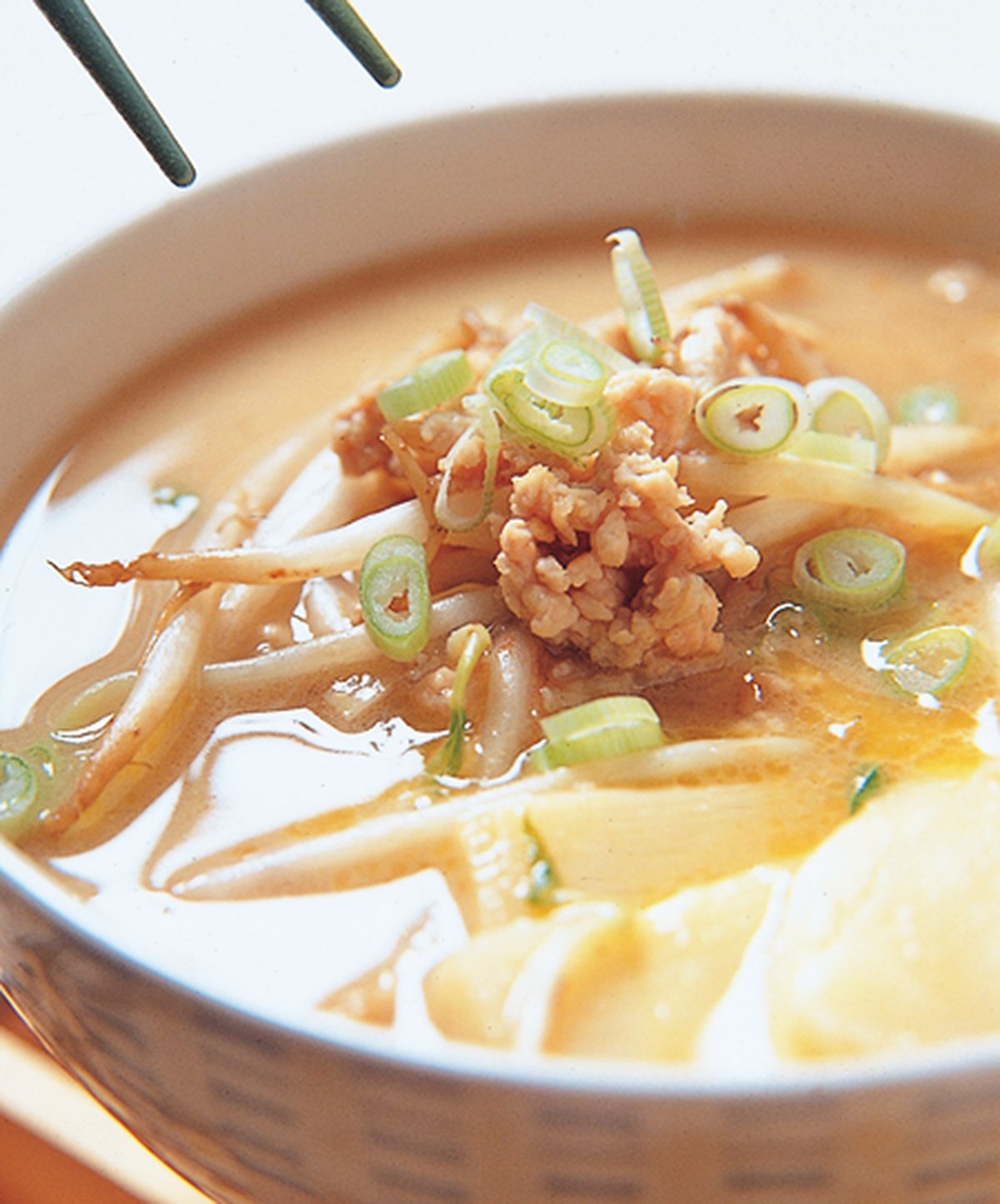 食譜:味噌拉麵(1)