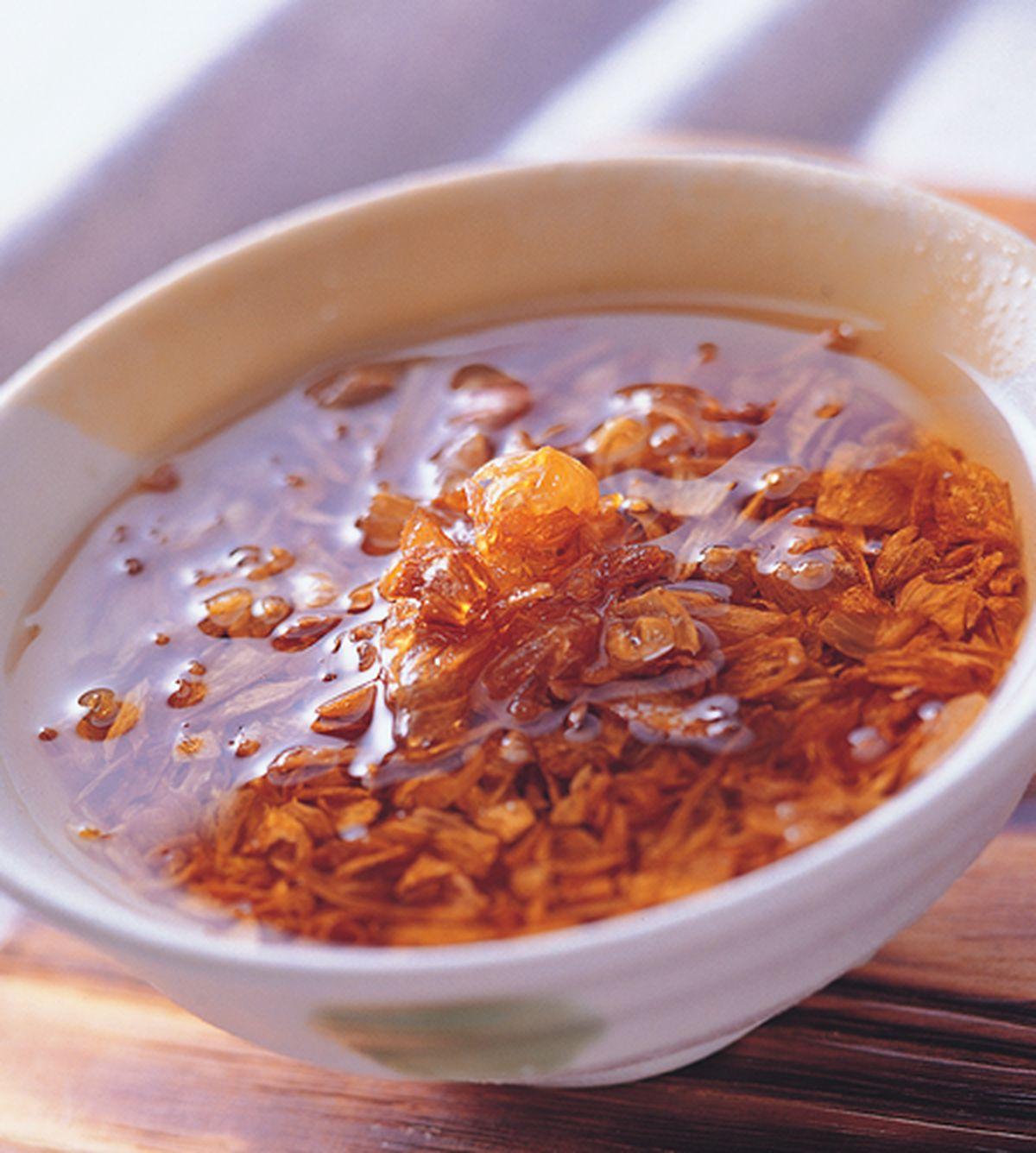 食譜:油蔥酥製作