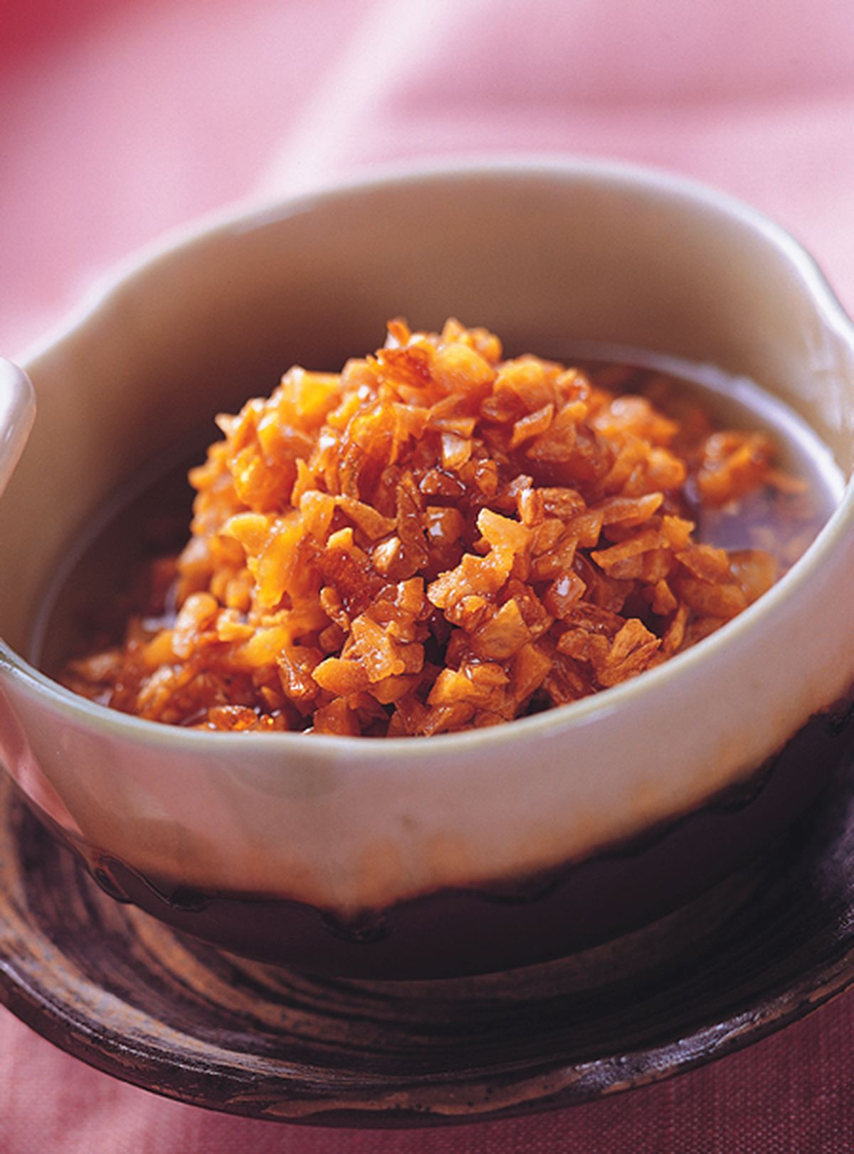 食譜:蒜酥製作