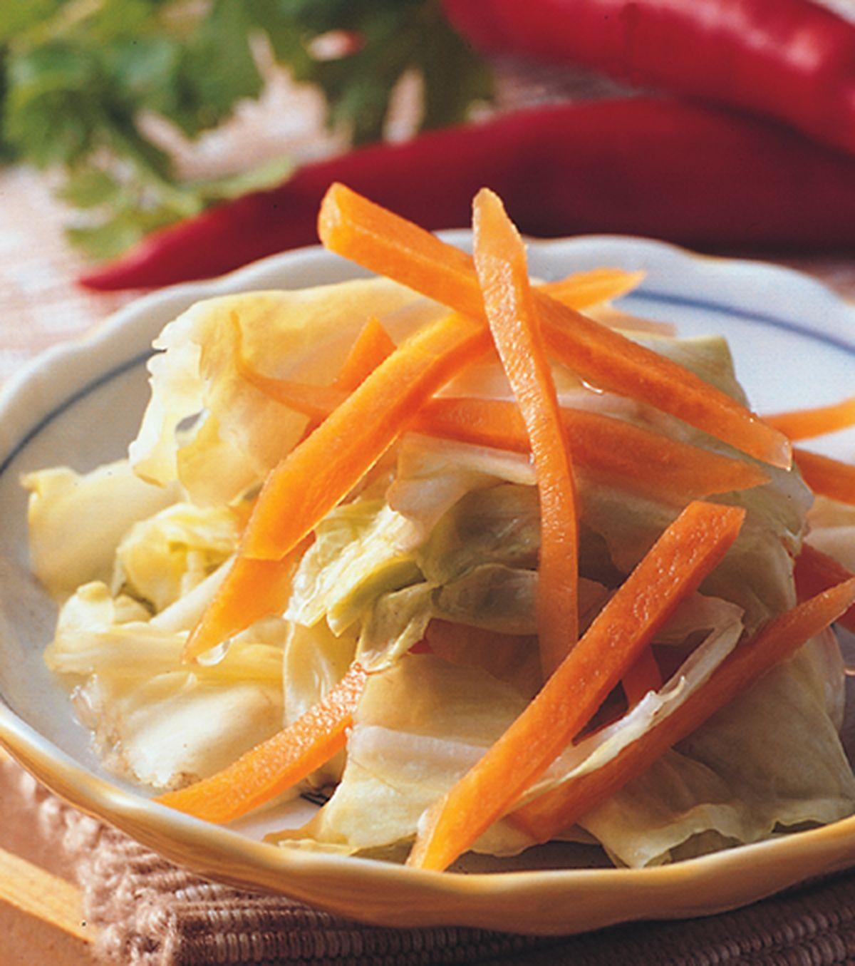 食譜:泡菜