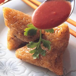 肉粽(2)