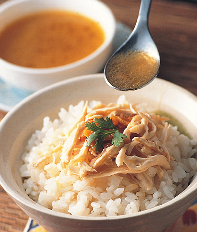 食譜:雞肉飯(2)