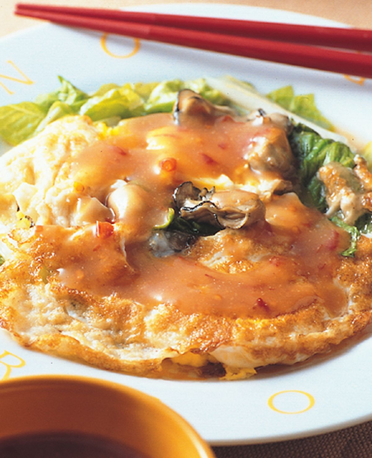 食譜:蚵仔煎(4)