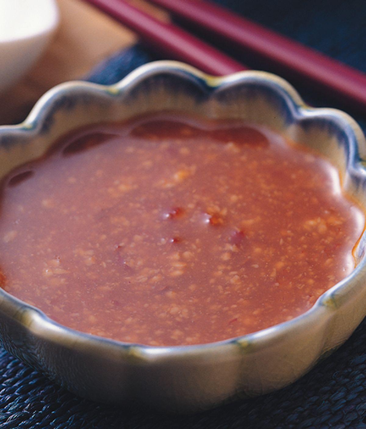 食譜:羊肉爐沾醬