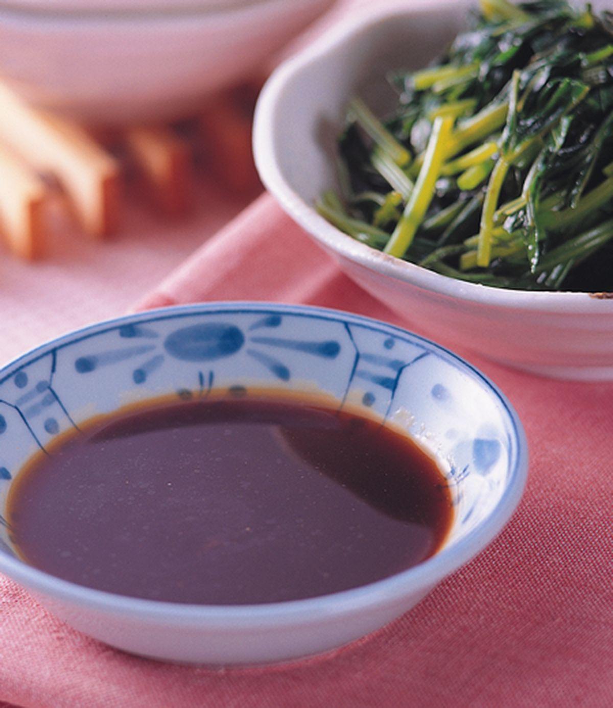 食譜:燙青菜醬