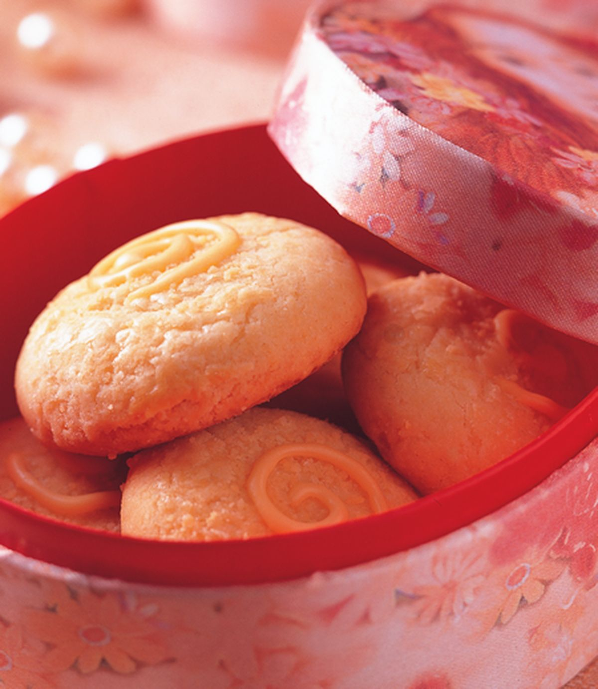 食譜:起司小圓餅