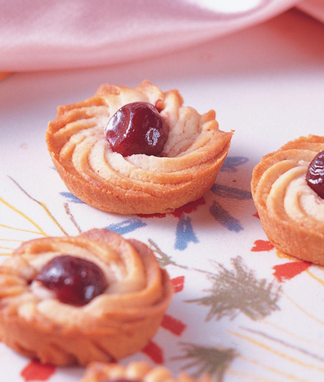 食譜:黑櫻桃酒香餅乾