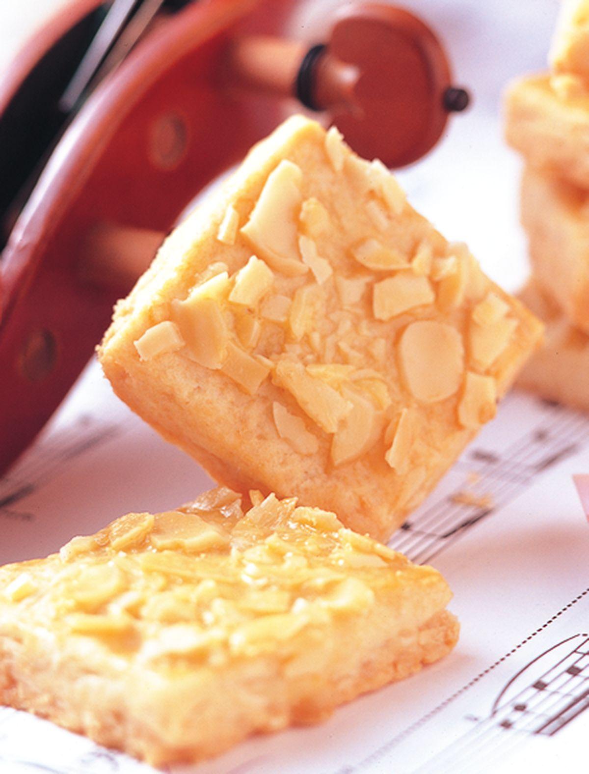 食譜:杏仁方塊酥