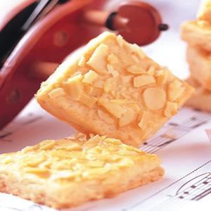 杏仁方塊酥