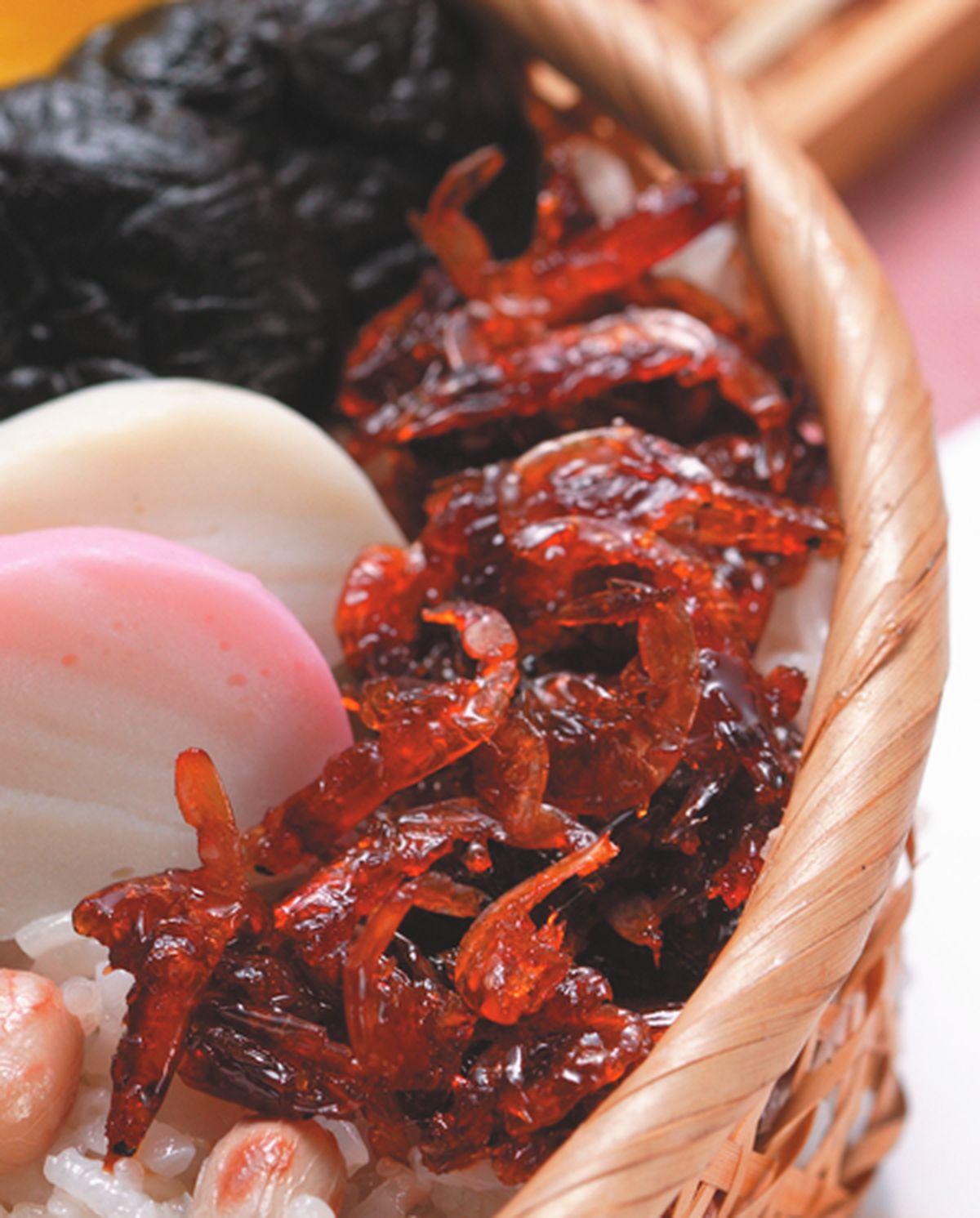 食譜:櫻花蝦甘味煮
