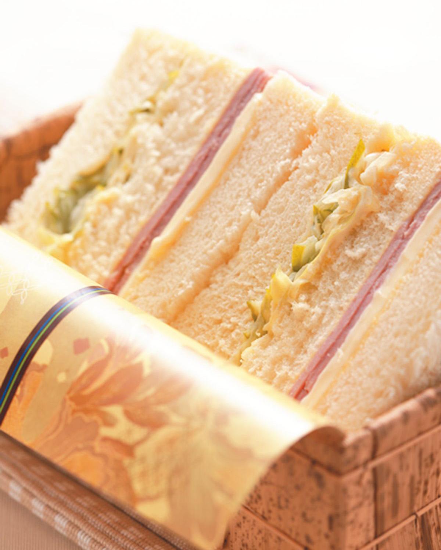 食譜:三明治便當