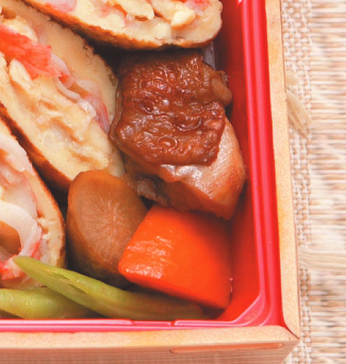 食譜:筑前煮(1)
