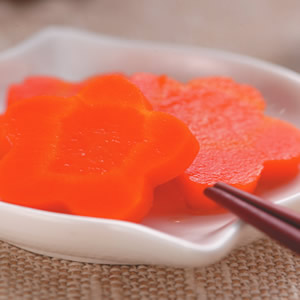 胡蘿蔔甘味煮
