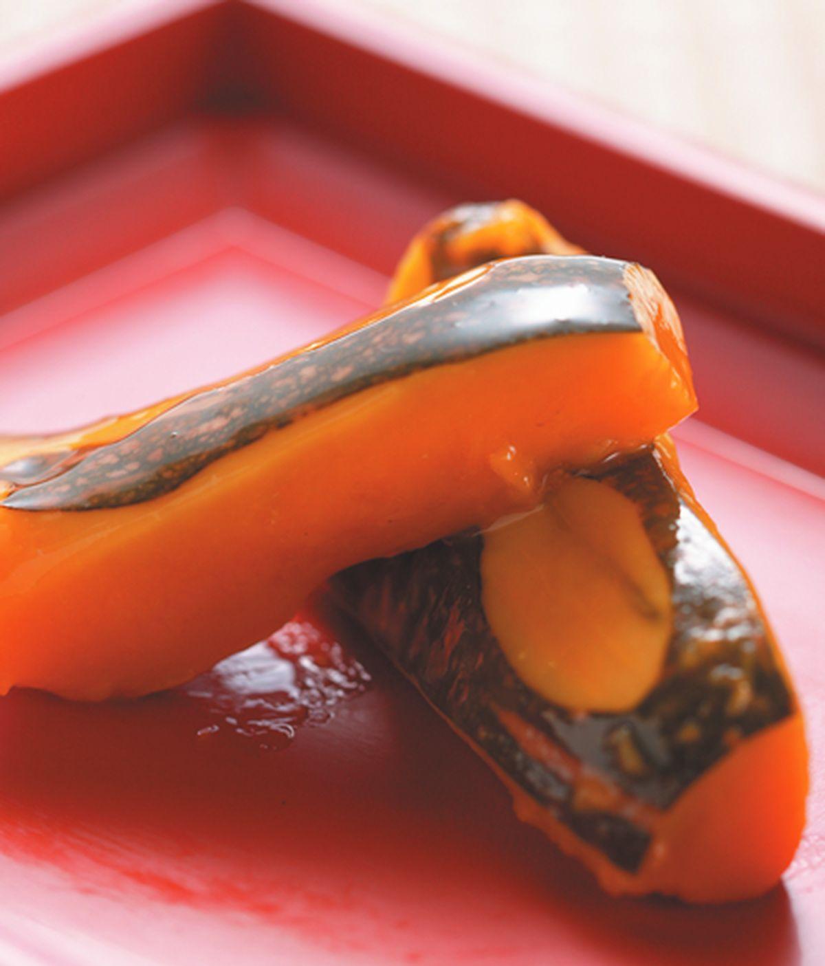 食譜:南瓜煮