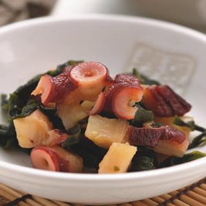 山葵醬章魚