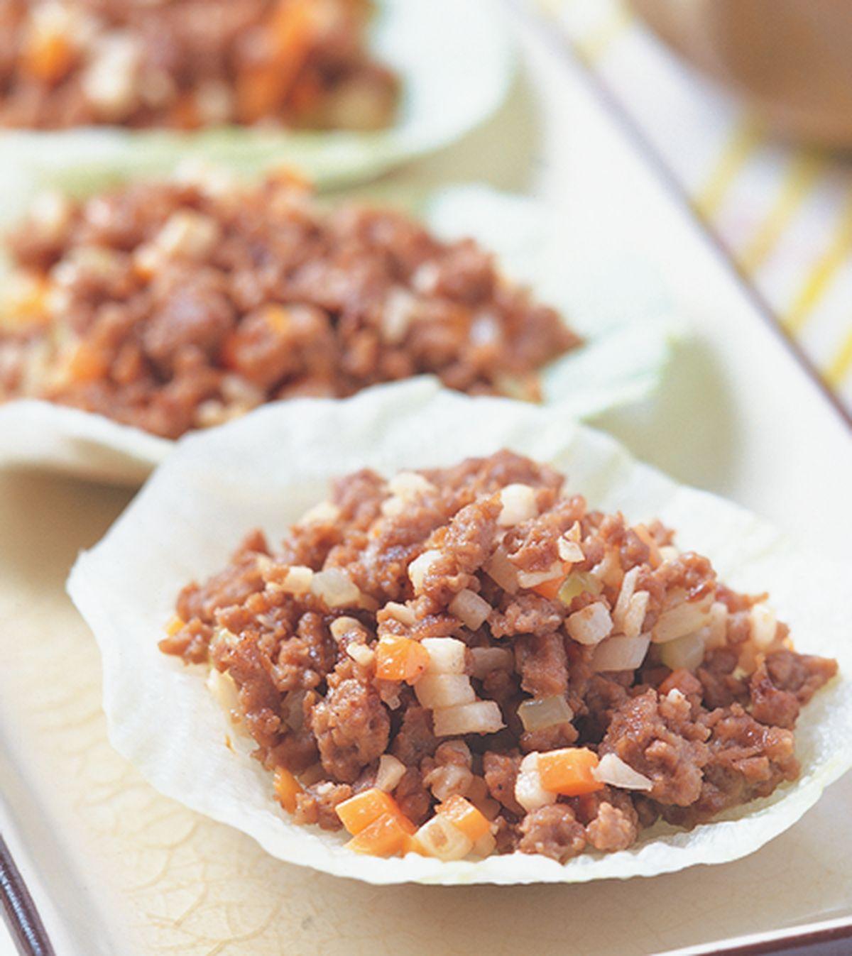 食譜:青蔬牛肉鬆