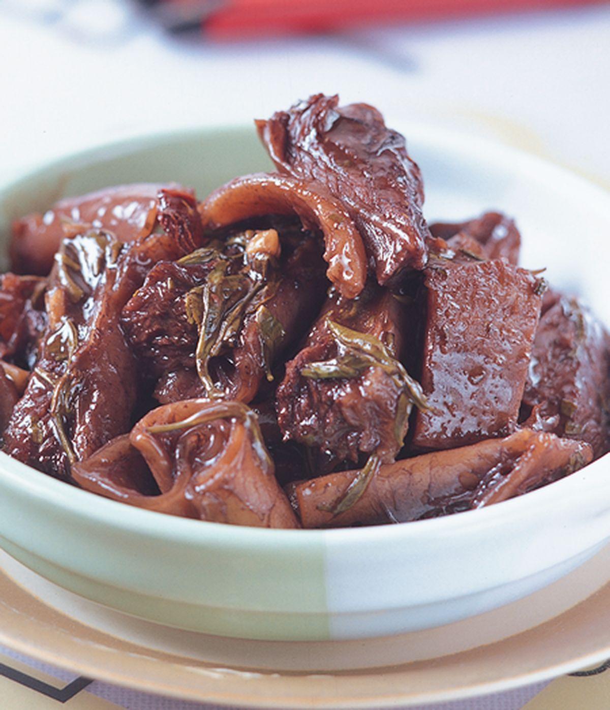 食譜:茶香牛肉