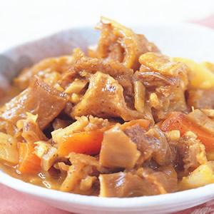 咖哩燉牛肉
